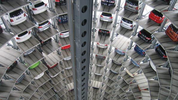 parking-area